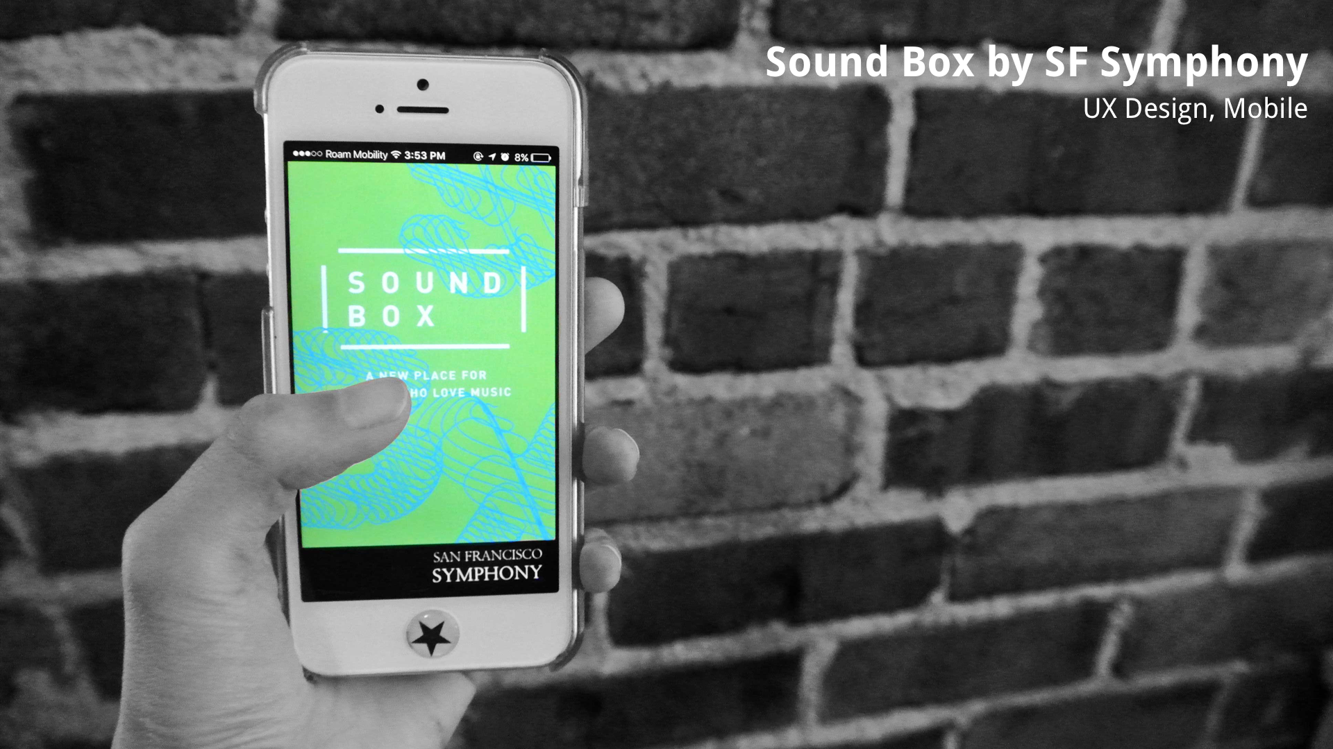 Sound Box by San Francisco Symphony