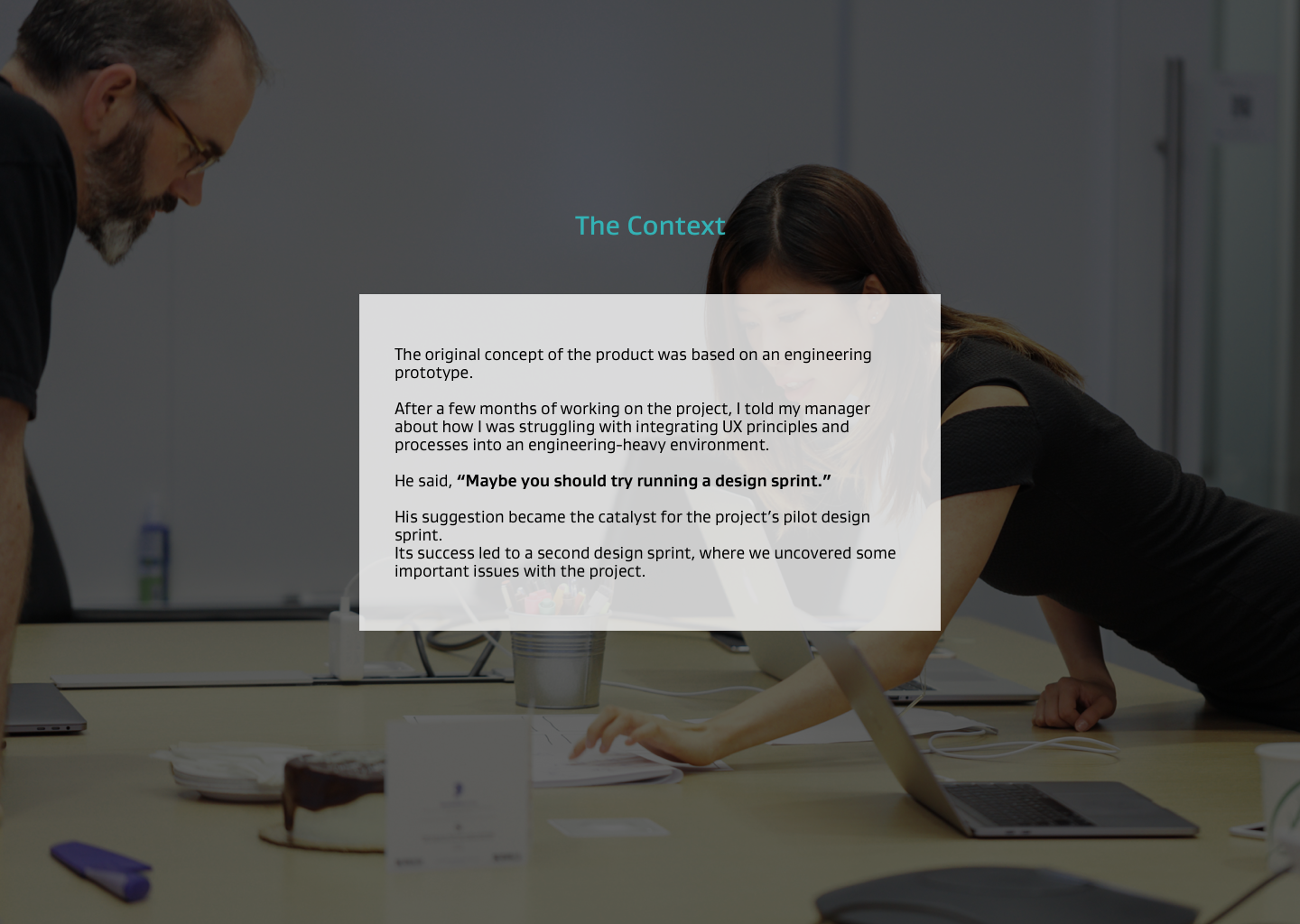 2. Project context